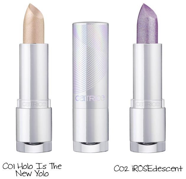 Haute Future by CATRICE – Iridescent Lip Colour