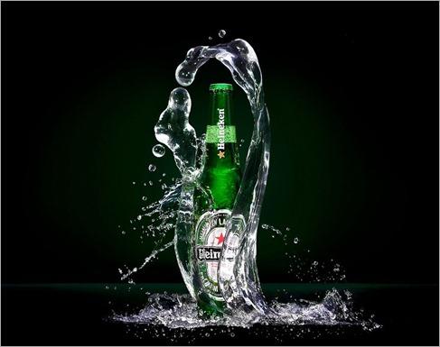 Heineken Beer by - T E I M A N -