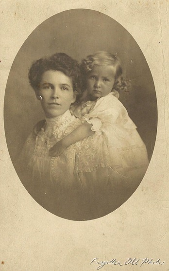 Postcard Ellen Barton and Ruth D L Antiques