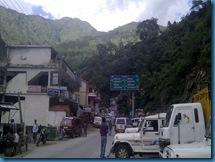 Chamoli Taxi stand