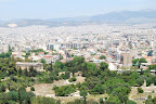 Hephaisteion and the surrounding Agora