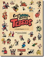 los comics se llamaban tbos