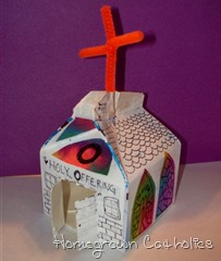 Lent Craft Time