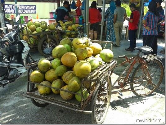 Coconut Shake Klebang 6