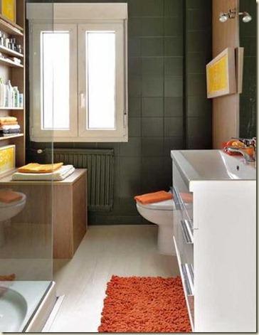 decoración de baños pequeños8