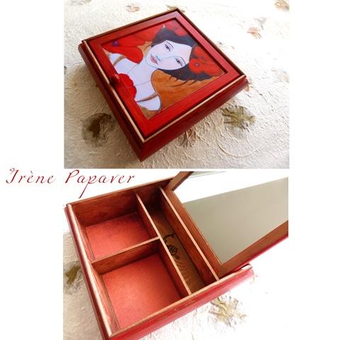 boîte Irène Papaver II