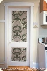 Необычные идеи декора дверей своими руками