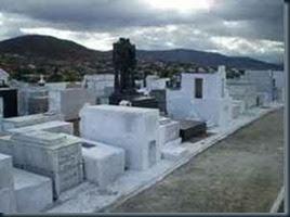espíritos desencarnados nos cemitérios