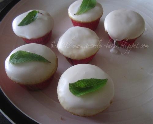 Mini Cupcake al Limone 4