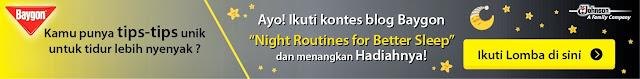 Kontes Blog Baygon Berhadiah Uang Total 3 Juta Rupiah