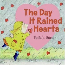 The Day It Rained Hearts