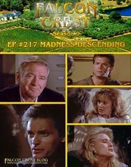 Falcon Crest_#217_Madness Descending