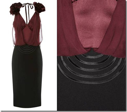 Frilled Pencil Dress5