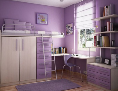 Study Room In Kids Bedroom Interior Design Ideas From Sergi (8)