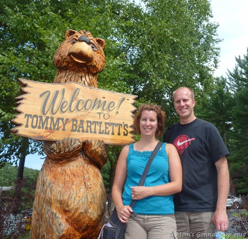 Tommy Bartlett Ski Show (1)