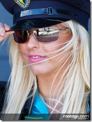 Paddock Girls Iveco Australian Grand Prix 16 October 2011 Phillip Island Australia (14)