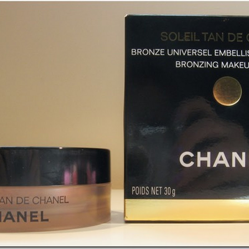 Product Review: Soleil Tan de Chanel
