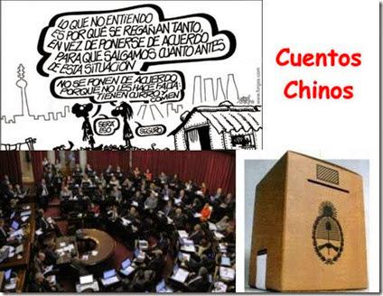 Cuentos Chinos Argentina