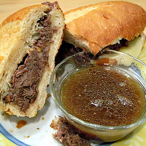 slow cooker pot roast easy slow cooker french dip recept yummly french ...