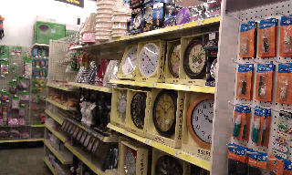 This Is The Aisle I Love Clocks Lamps Lampshades
