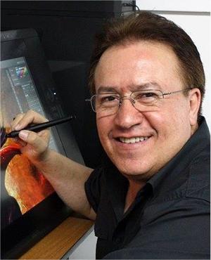 Tutorial sobre cómo usar tabletas Wacom en Photoshop de la mano de un gran diseñador