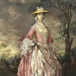 16 - Gainsborough - Lady Howe
