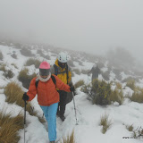 Ascenso Invernal Malinche con Ecoexploradores 11-12 Febrero 2012
