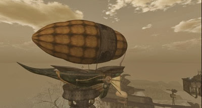 Oblivion  Steampunk sim 003
