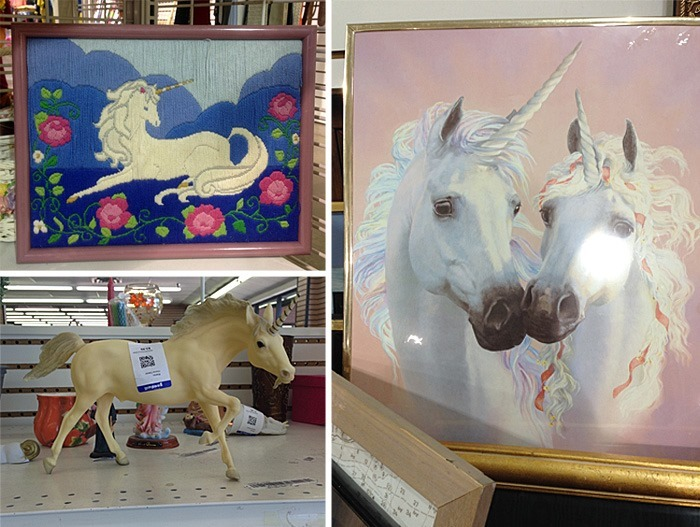 thriftscorethursday unicorns