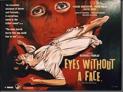 los ojos sin rostro poster