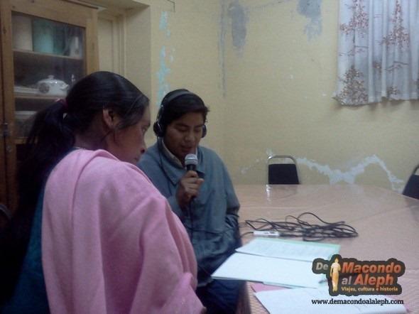 Taller con Jovenes Migrantes Chiapas México