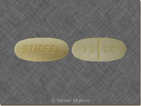 pastillas para el acne1