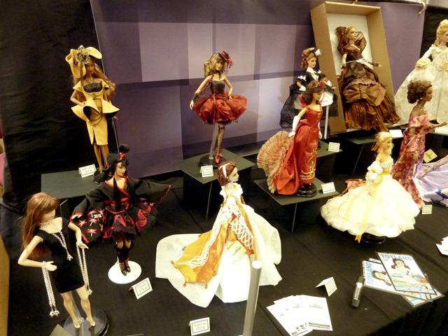 Madrid Fashion Doll Show - Sala de ventas 3