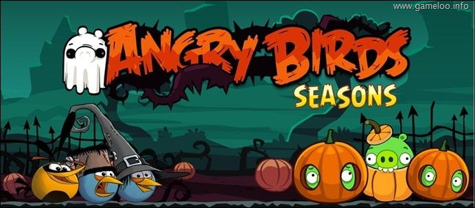Angry Birds: Seasons v2.2.0 [Cracked.GAME-ErES]