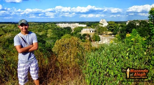 Visita Uxmal Yucatán 13