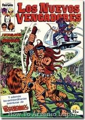 P00004 - Los Nuevos Vengadores #4