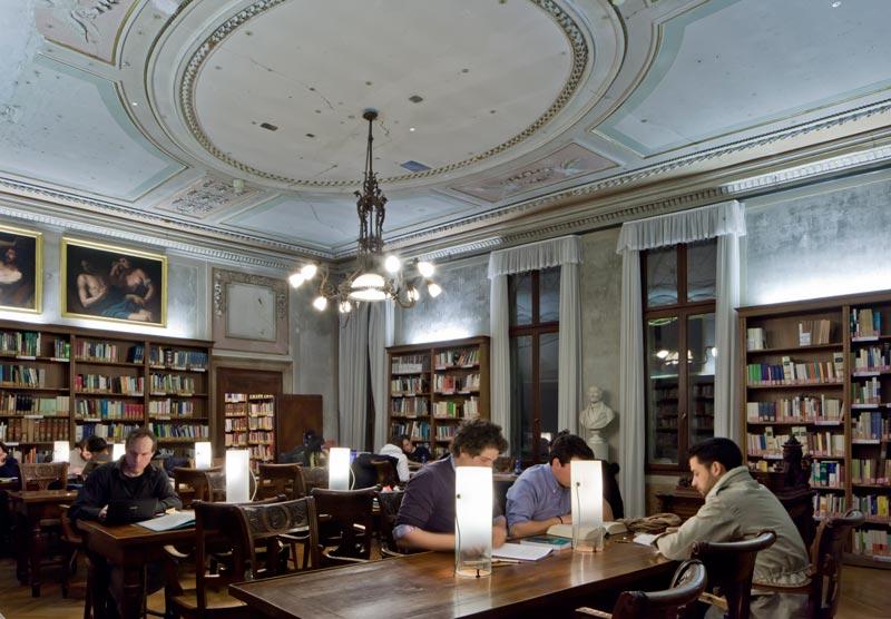 Biblioteca 4 ©ORCH chemollo