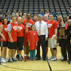 Hoops for Kids' Sake Arkansas Legislative Basketball Game