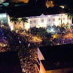 Protesto em São Luís