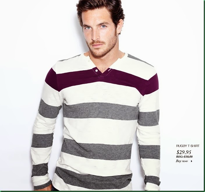 Justice Joslin for Simons | Holiday 2013