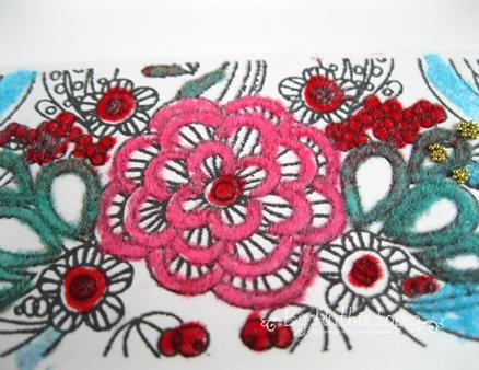 Color Paws - Floral - Ruthie Lopez DT 2