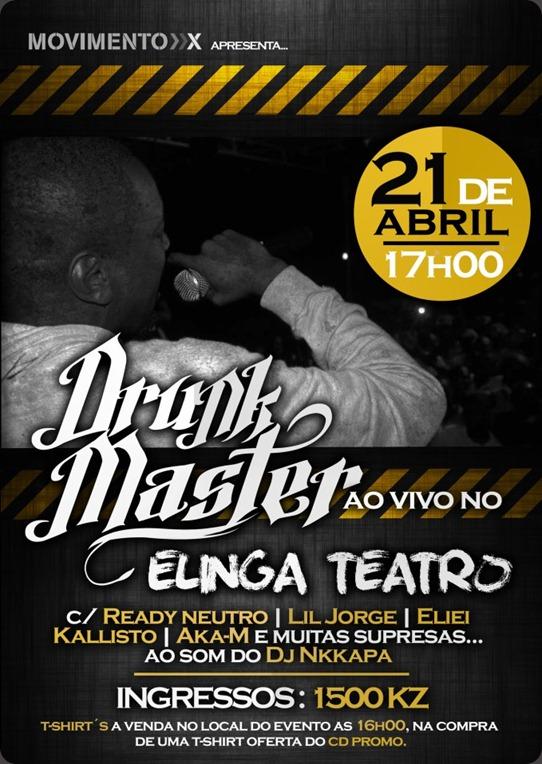 Drunk Master Elinga