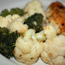 Broccoli Cauliflower With Garlic & Lemon (Italy)