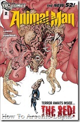 P00002 - Animal Man #2 - The Hunt,