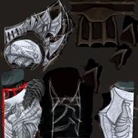 Diseños Armadura de Ophiel de la Kamada, Lineage II