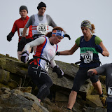 Great Whernside descent 2012