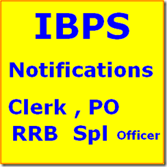 IBPS notifications