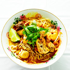 Malay Curry Laksa (laksa Lemak)