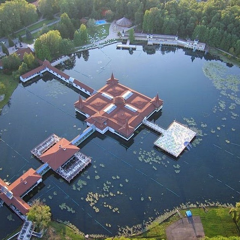 Lake Heviz: Europe's Largest Thermal Lake