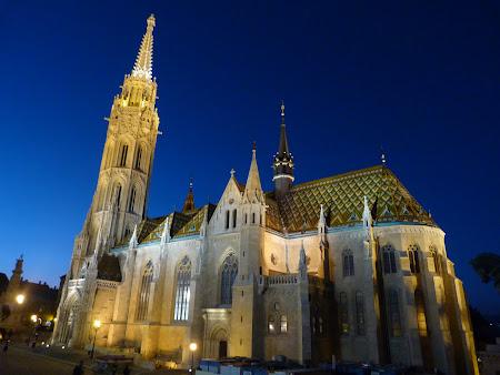 Catedrala Matei Corvin Budapesta